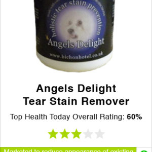Angels Delight Tear Stain Remover