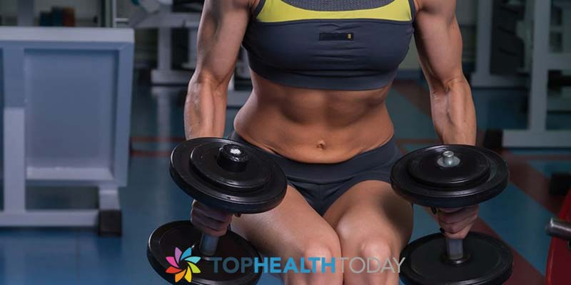 Express circuit workout for women