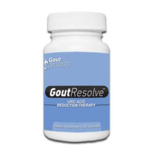 gout-resolve