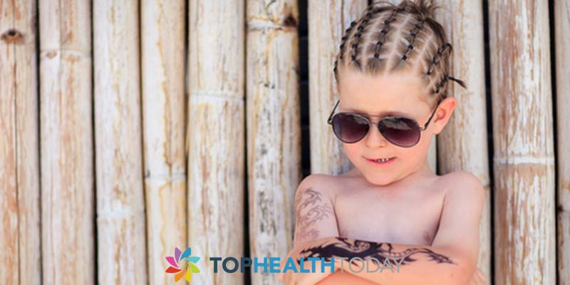 Should Kids Use Temporary Tattoos | Top Health Today