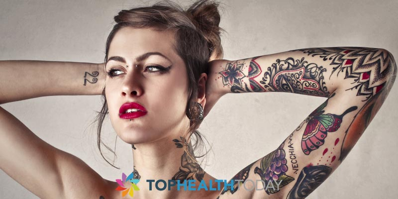 Tattoos Boost your Immune System