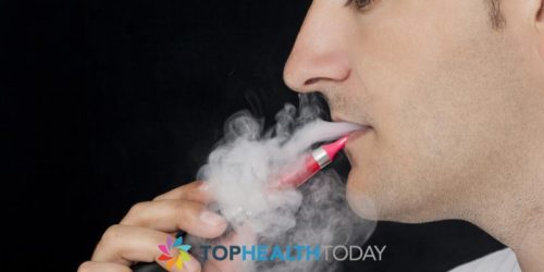 E-cigarette may be harmful