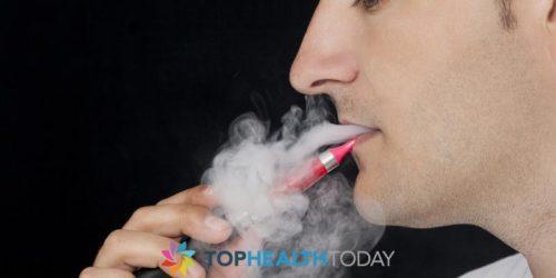 E-cigarette may be harmful