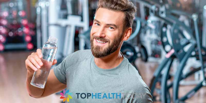 How Drinking Water is Associated with Health Benefits