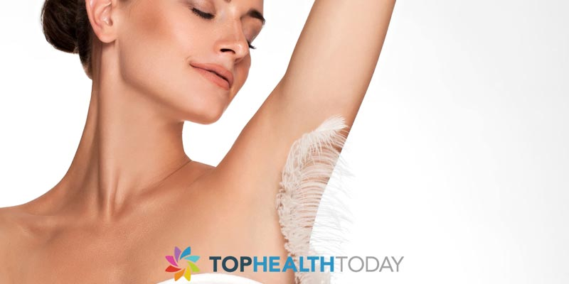 Tips for Keeping your Underarms Light