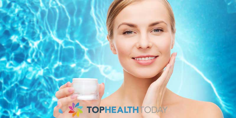 skin hydration cream