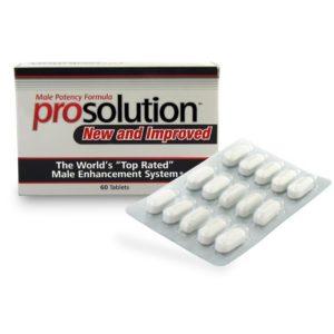 prosolution-pills