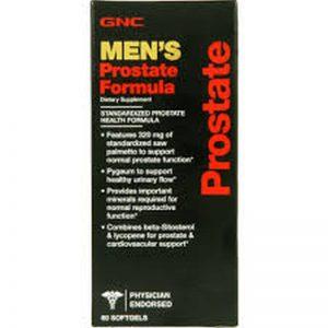 GNC Men's Prostate Formula