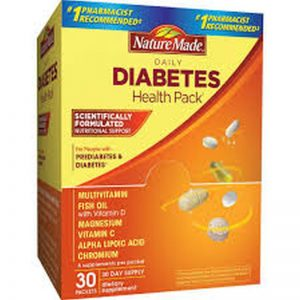 Nature Made® Diabetes Health Pack - final
