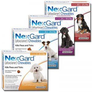 Nexgard chews