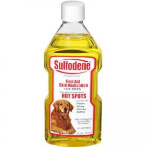 Sulfodene® Skin Medication for Dogs