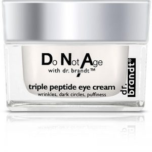 dr brandt do not age triple peptide eye cream- final