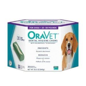 oravet dental hygiene chew