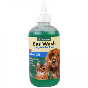 Ear Wash Liquid Plus Tea Tree Oil - final