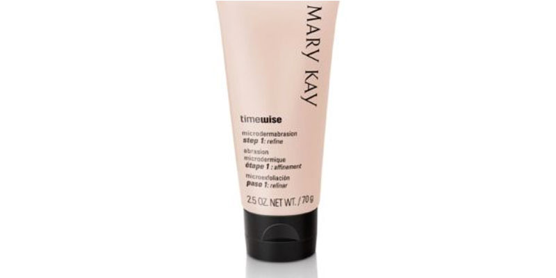 Mary Kay Timewise Microdermabrasion Refine Review Top Health Today
