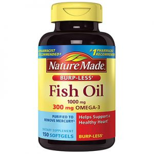 Nature made fish oil 1000 mg review top health today for Nature made fish oil review
