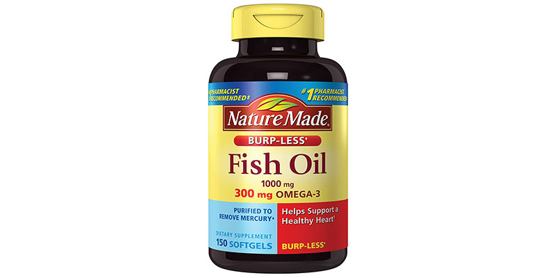 Nature made fish oil 1000 mg review top health today for Fish oil review